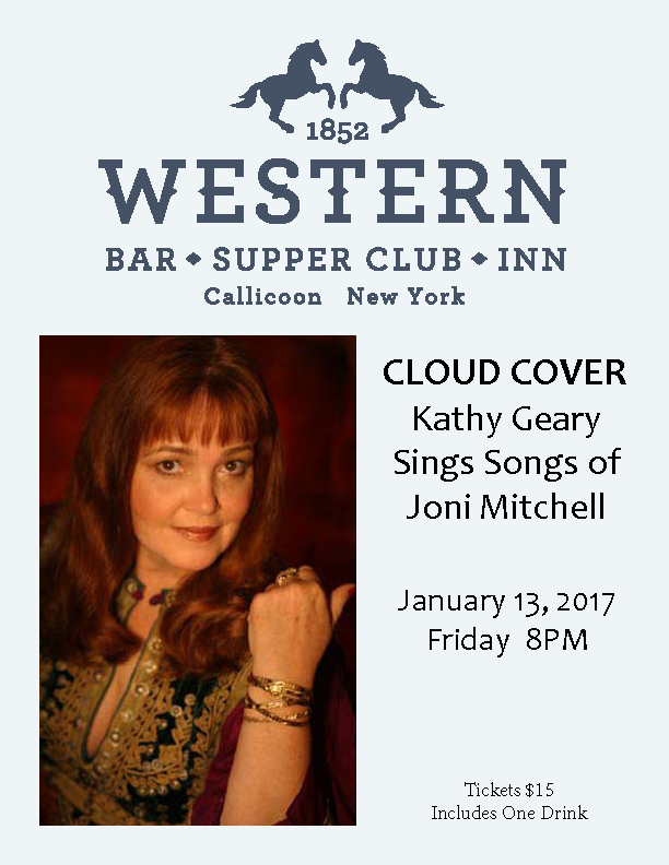 Cloud Cover - Kathy Geary Sings the Songs of Joni Mitchell