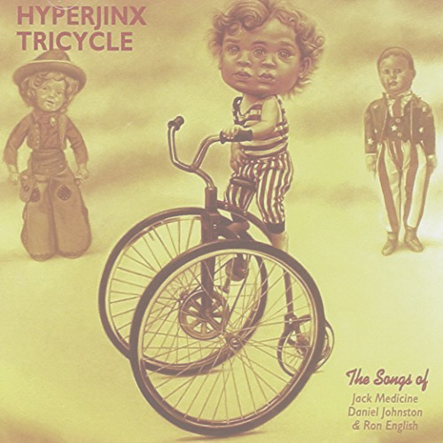 Hyperjinx Tricycle