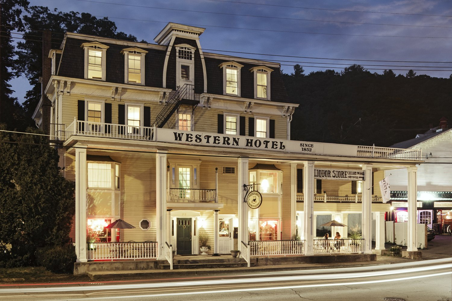 Western Bar & Supper Club in Callicoon NY