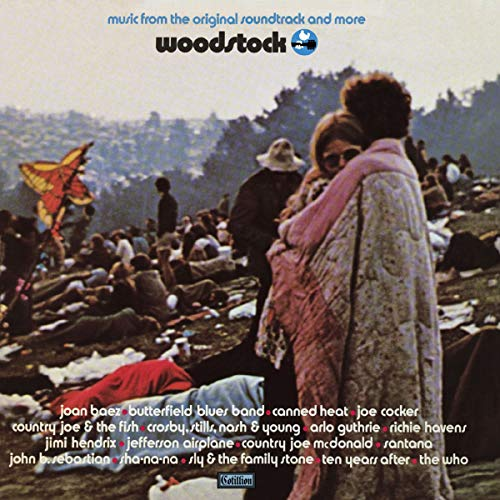 Woodstock - The Soundtrack